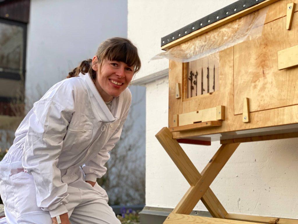Bienen im Wohngebiet halten