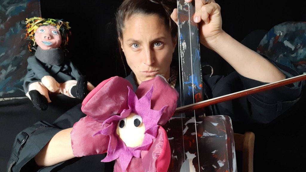 Kindermusiktheater Geige